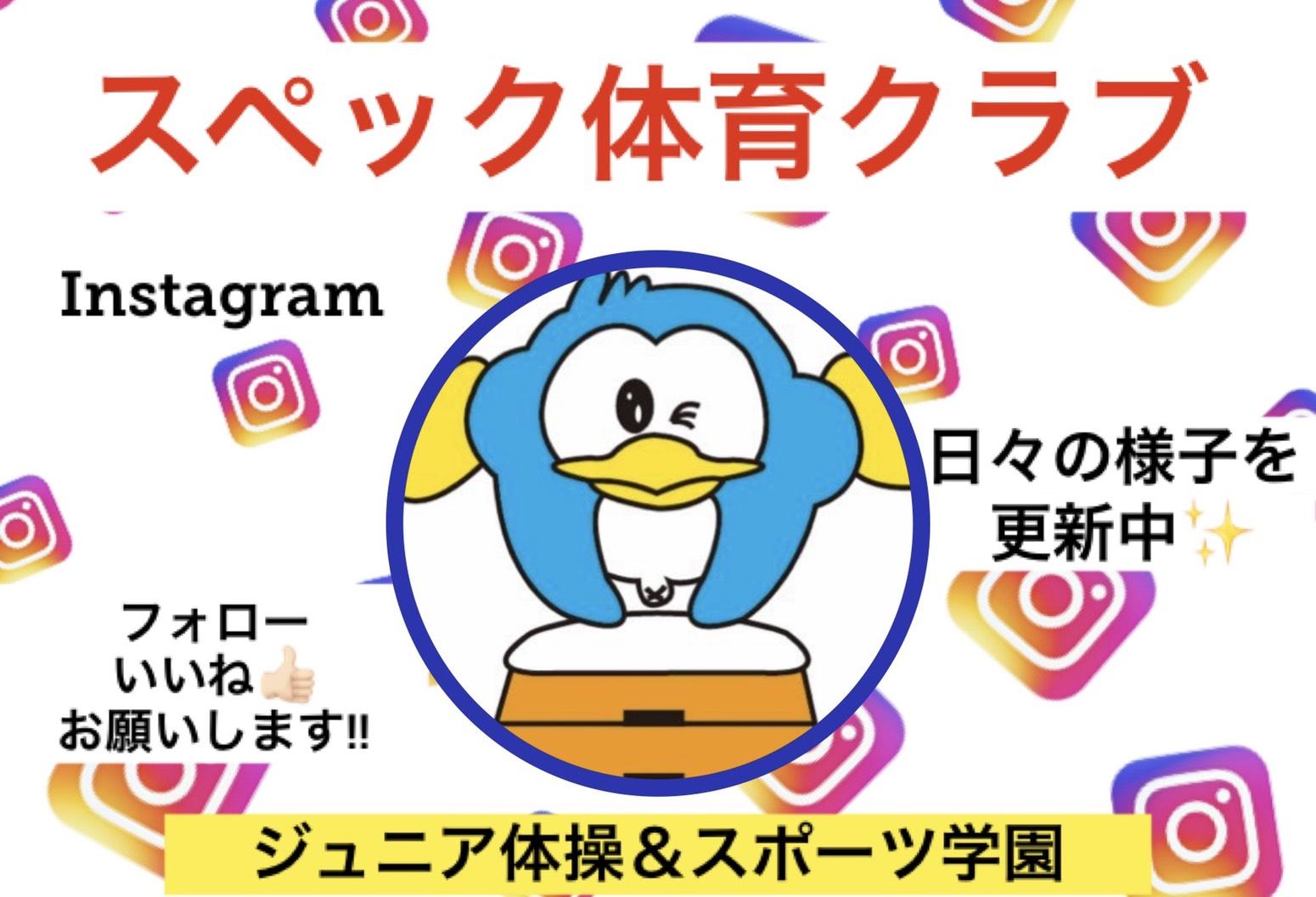 スペックのインスタグラム☆